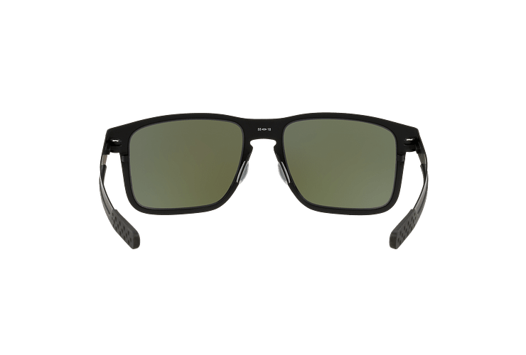 Oakley Holbrook Metal Matte Black lente Violet Iridium cod. OO4123-1455 - Image 6