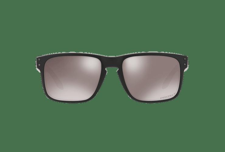 Oakley Holbrook Matte Black lente Black Prizm y Polarized cod. OO9102-D655 - Image 12