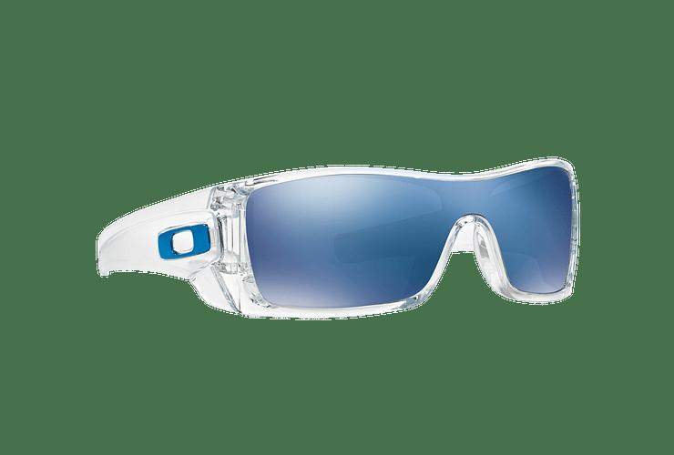 Oakley Batwolf Clear lente Ice Iridium cod. OO9101-0727 - Image 11