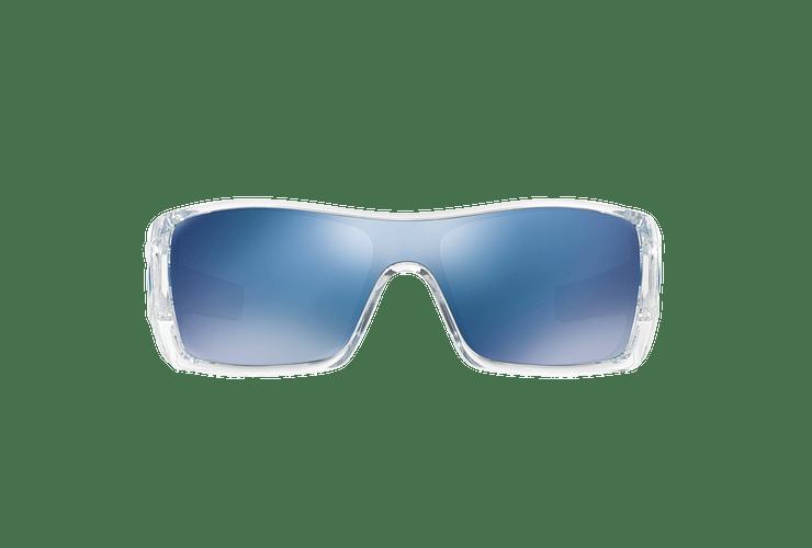 Oakley Batwolf Clear lente Ice Iridium cod. OO9101-0727 - Image 12