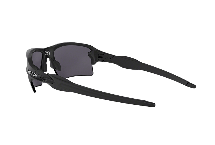 Oakley Flak 2.0 XL Matte Black lente Black Iridium cod. OO9188-0159 - Image 4