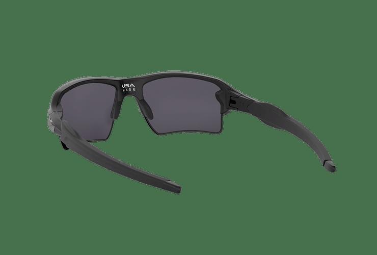 Oakley Flak 2.0 XL Matte Black lente Black Iridium cod. OO9188-0159 - Image 5