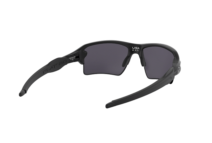 Oakley Flak 2.0 XL Matte Black lente Black Iridium cod. OO9188-0159 - Image 7
