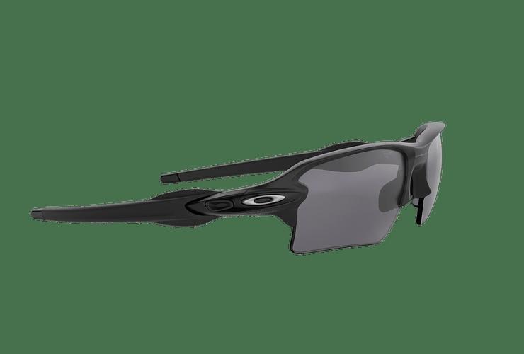 Oakley Flak 2.0 XL Matte Black lente Black Iridium cod. OO9188-0159 - Image 10