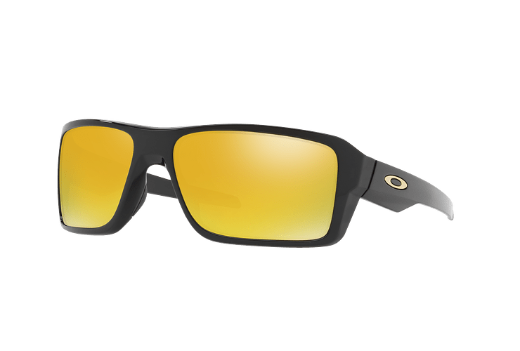 Oakley Double Edge Polished Black lente 24K Iridium cod. OO9380-0266 - Image 1