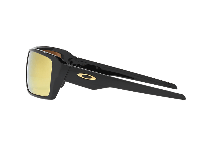 Oakley Double Edge Polished Black lente 24K Iridium cod. OO9380-0266 - Image 3