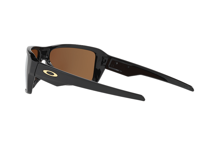 Oakley Double Edge Polished Black lente 24K Iridium cod. OO9380-0266 - Image 4