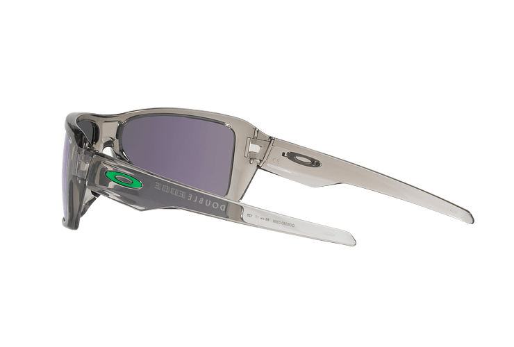 Oakley Double Edge Gray Ink lente Jade Iridium cod. OO9380-0366 - Image 4