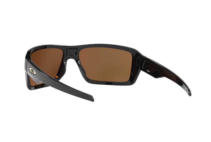 Oakley Double Edge Polished Black lente 24K Iridium cod. OO9380-0266 - Image 5