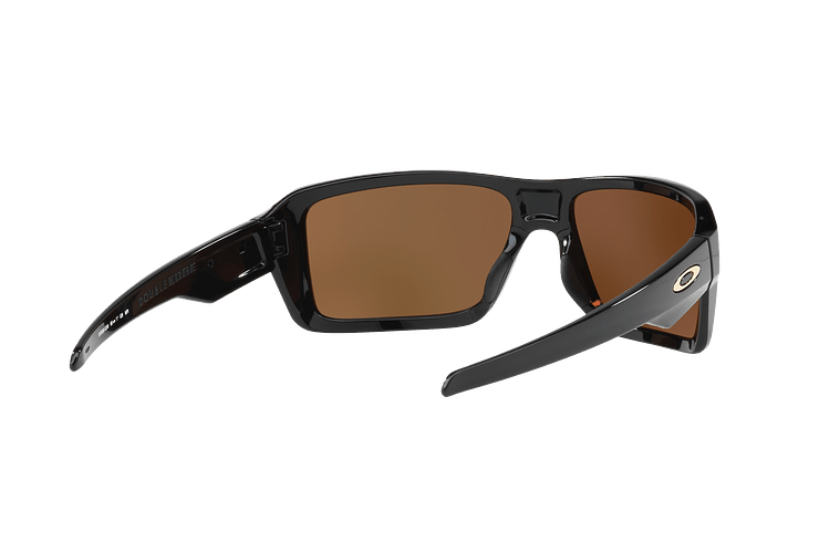 Oakley Double Edge Polished Black lente 24K Iridium cod. OO9380-0266 - Image 7