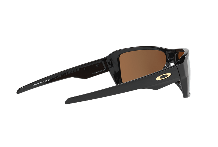 Oakley Double Edge Polished Black lente 24K Iridium cod. OO9380-0266 - Image 8