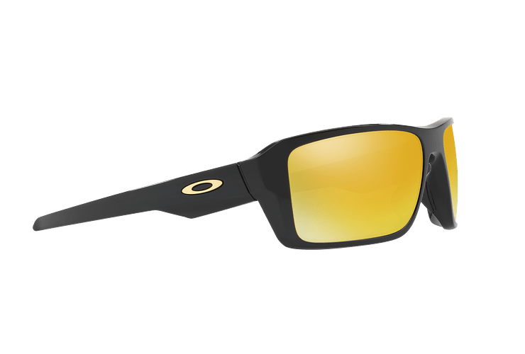 Oakley Double Edge Polished Black lente 24K Iridium cod. OO9380-0266 - Image 10
