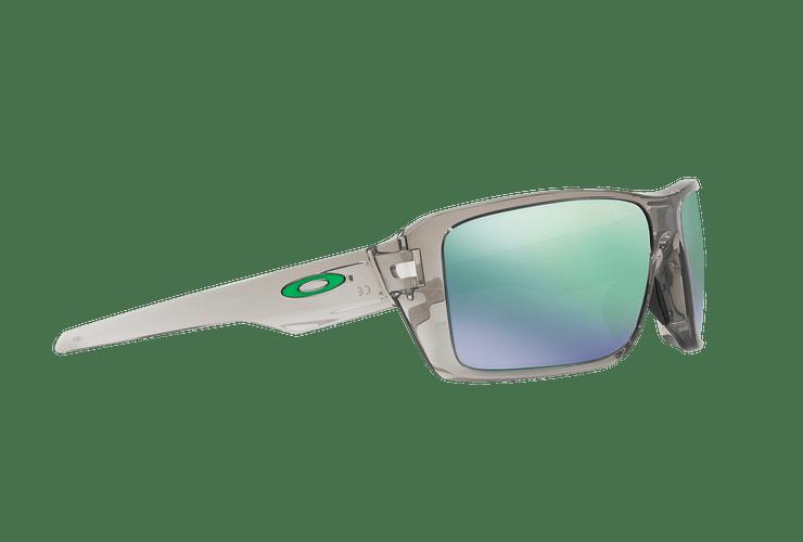 Oakley Double Edge Gray Ink lente Jade Iridium cod. OO9380-0366 - Image 10