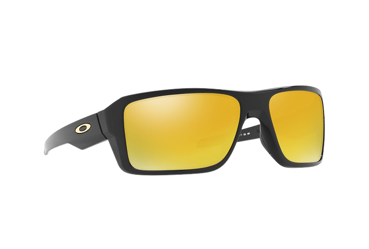 Oakley Double Edge Polished Black lente 24K Iridium cod. OO9380-0266 - Image 11