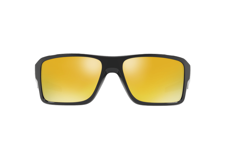Oakley Double Edge Polished Black lente 24K Iridium cod. OO9380-0266 - Image 12