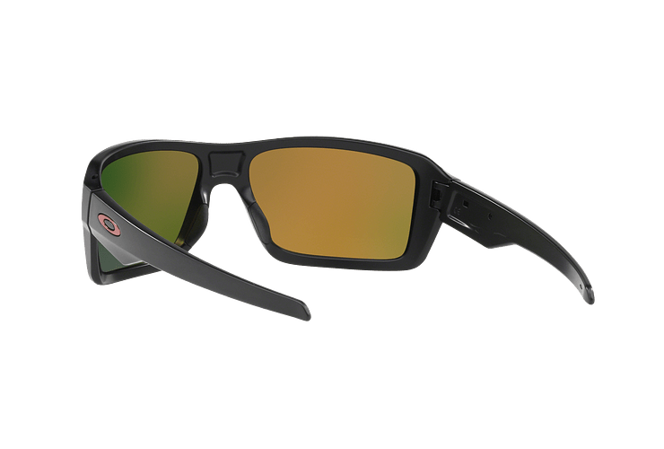 Oakley Double Edge Matte Black lente Ruby Prizm y Polarized cod. OO9380-0566 - Image 5