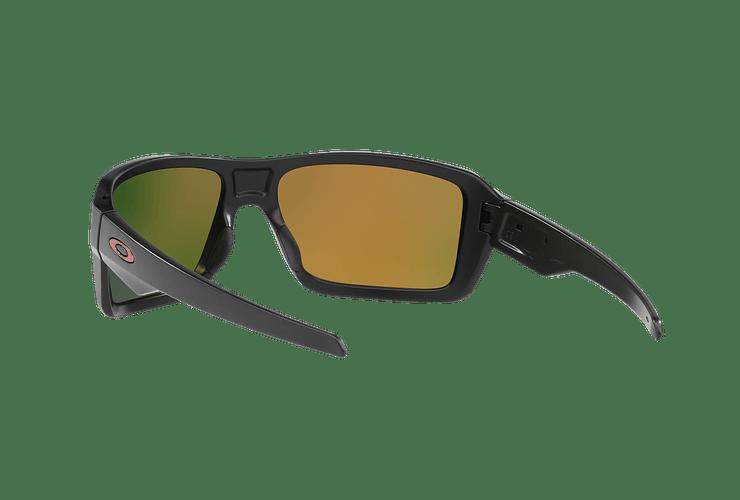 Oakley Double Edge Matte Black lente Ruby Prizm y Polarized cod. OO9380-0566 - Image 5