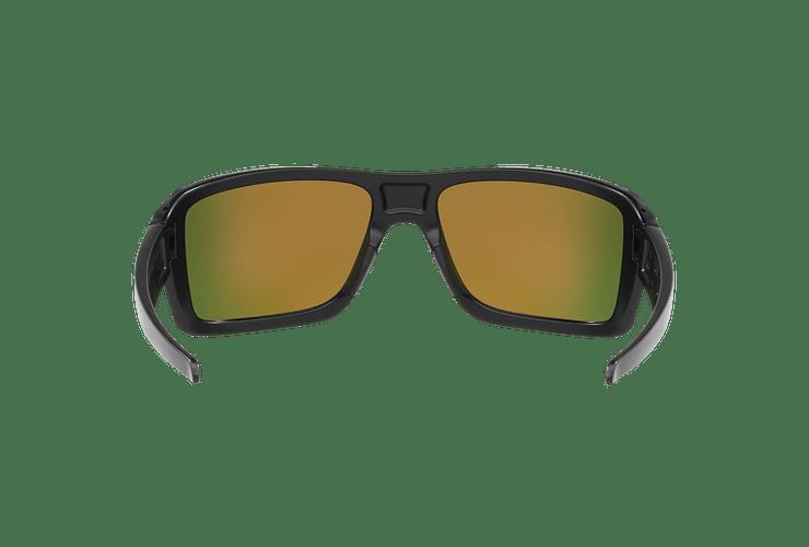 Oakley Double Edge Matte Black lente Ruby Prizm y Polarized cod. OO9380-0566 - Image 6