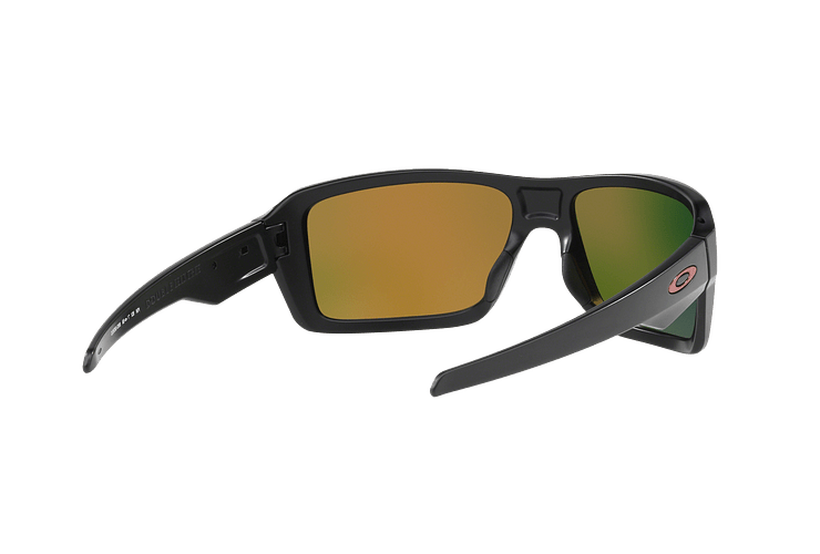 Oakley Double Edge Matte Black lente Ruby Prizm y Polarized cod. OO9380-0566 - Image 7