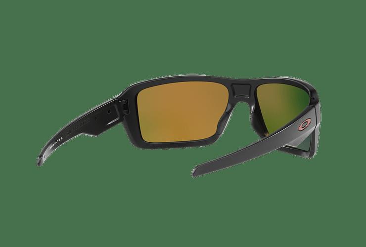 Oakley Double Edge Matte Black lente Ruby Prizm y Polarized cod. OO9380-0566 - Image 7