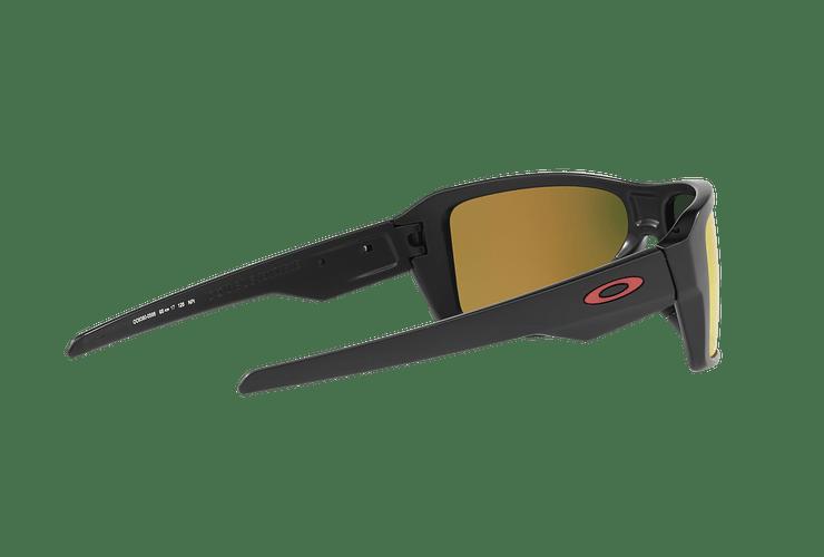 Oakley Double Edge Matte Black lente Ruby Prizm y Polarized cod. OO9380-0566 - Image 8