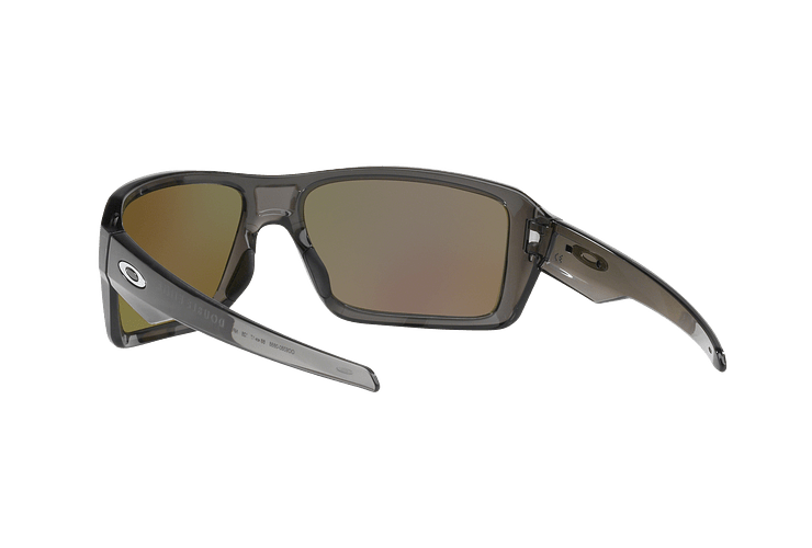 Oakley Double Edge Gray Smoke lente Sapphire Prizm y Polarized cod. OO9380-0666 - Image 5