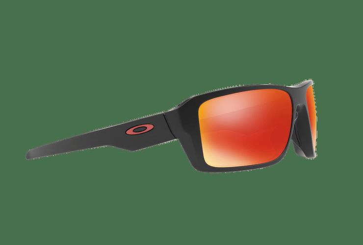 Oakley Double Edge Matte Black lente Ruby Prizm y Polarized cod. OO9380-0566 - Image 10
