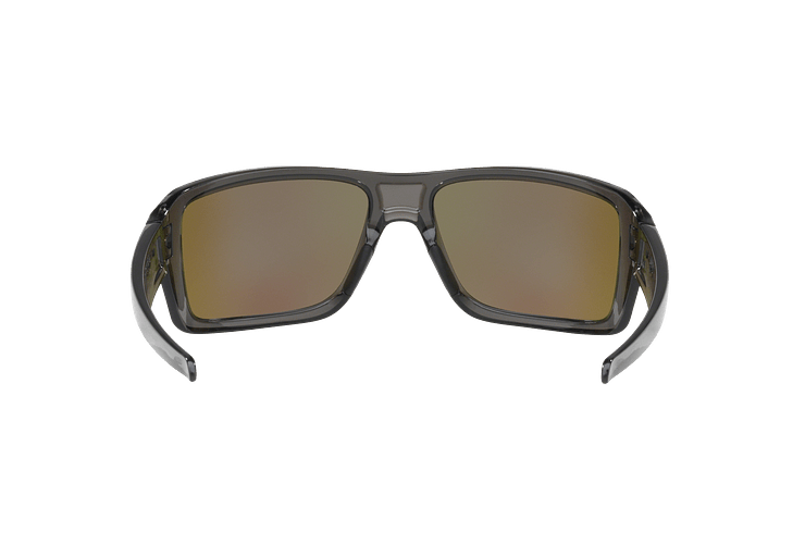Oakley Double Edge Gray Smoke lente Sapphire Prizm y Polarized cod. OO9380-0666 - Image 6