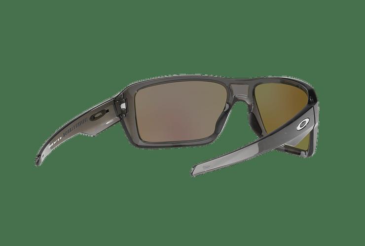 Oakley Double Edge Gray Smoke lente Sapphire Prizm y Polarized cod. OO9380-0666 - Image 7