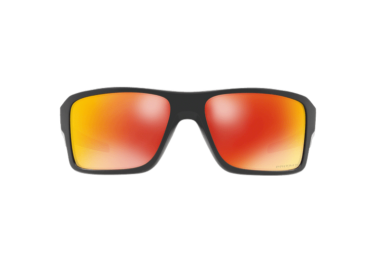 Oakley Double Edge Matte Black lente Ruby Prizm y Polarized cod. OO9380-0566 - Image 12