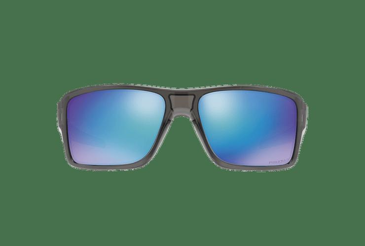 Oakley Double Edge Gray Smoke lente Sapphire Prizm y Polarized cod. OO9380-0666 - Image 12