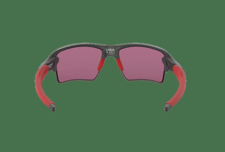 Oakley Flak 2.0 XL Matte Grey Smoke lente Road PRIZM cod. OO9188-0459 - Image 6