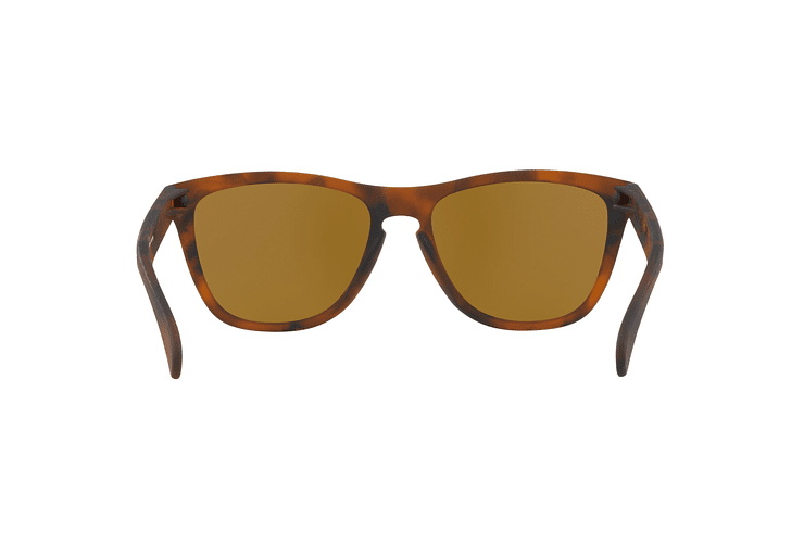 Oakley Frogskins Matte Tortoise lente Tungsten PRIZM cod. OO9013-C555 - Image 6