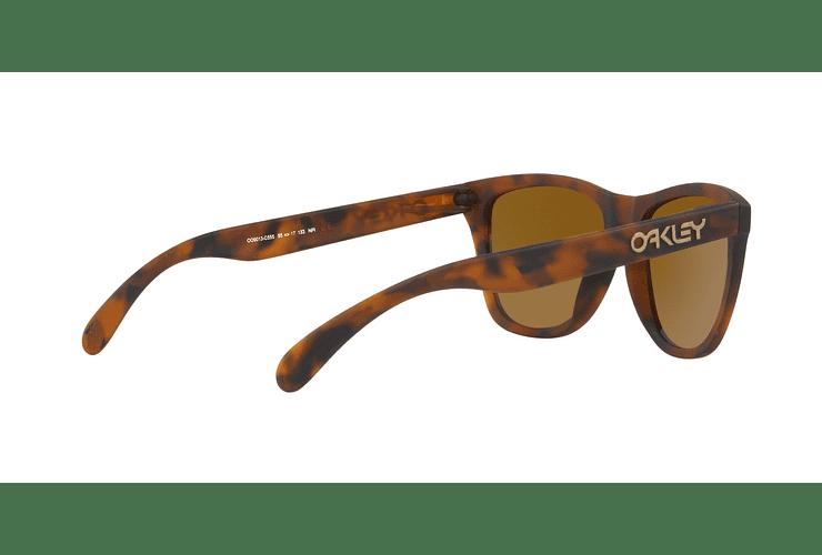 Oakley Frogskins Matte Tortoise lente Tungsten PRIZM cod. OO9013-C555 - Image 8