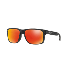 Oakley Holbrook Black Camo lente Ruby PRIZM cod. OO9102-E955 Desc40%