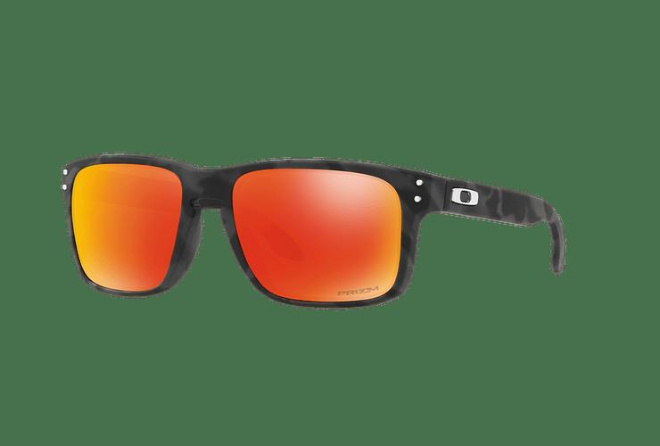 Oakley Holbrook Black Camo lente Ruby PRIZM cod. OO9102-E955 - Image 1