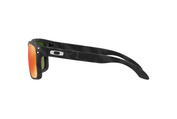 Oakley Holbrook Black Camo lente Ruby PRIZM cod. OO9102-E955 - Image 3
