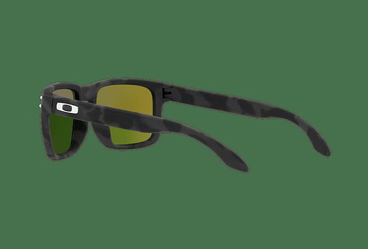 Oakley Holbrook Black Camo lente Ruby PRIZM cod. OO9102-E955 - Image 4