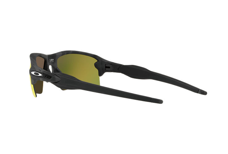Oakley Flak 2.0 XL Black Camo lente Ruby PRIZM cod. OO9188-8659 - Image 4