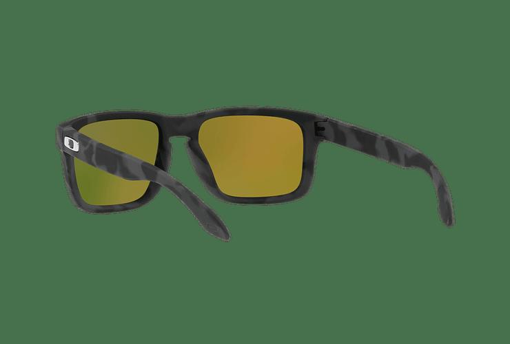 Oakley Holbrook Black Camo lente Ruby PRIZM cod. OO9102-E955 - Image 5