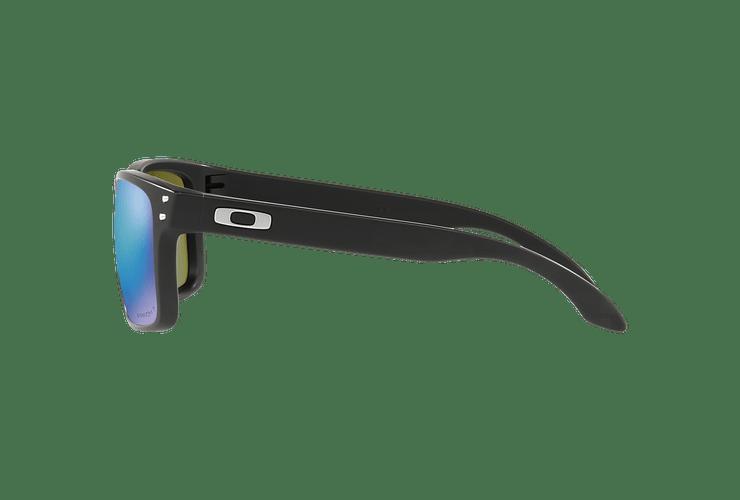 Oakley Holbrook Matte Black lente Sapphire Prizm y Polarized cod. OO9102-F055 - Image 3