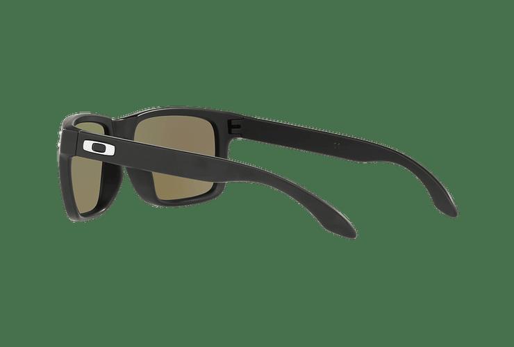 Oakley Holbrook Matte Black lente Sapphire Prizm y Polarized cod. OO9102-F055 - Image 4