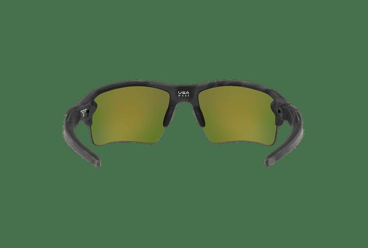 Oakley Flak 2.0 XL Black Camo lente Ruby PRIZM cod. OO9188-8659 - Image 6