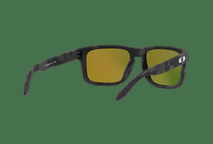 Oakley Holbrook Black Camo lente Ruby PRIZM cod. OO9102-E955 - Image 7