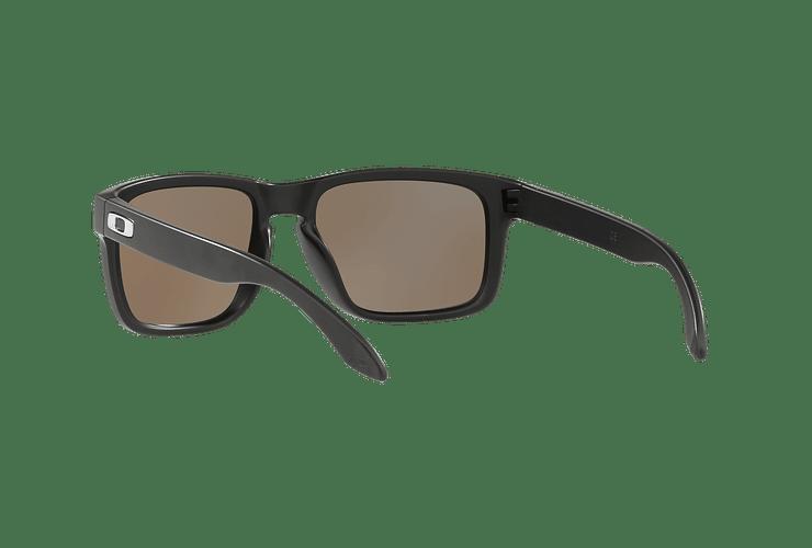 Oakley Holbrook Matte Black lente Sapphire Prizm y Polarized cod. OO9102-F055 - Image 5