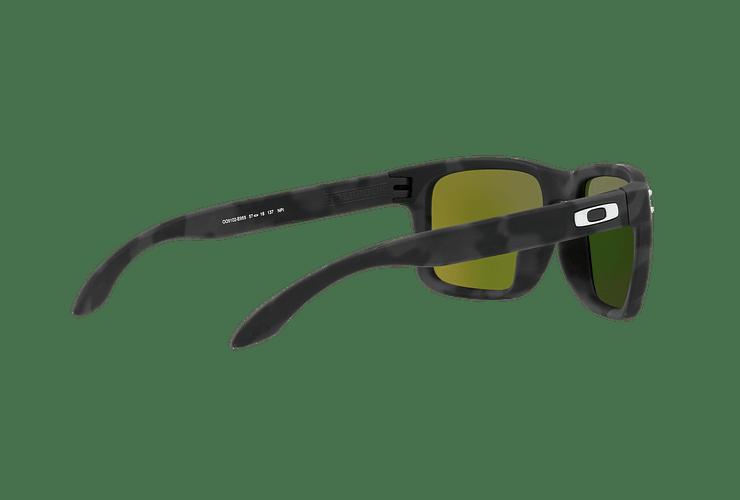 Oakley Holbrook Black Camo lente Ruby PRIZM cod. OO9102-E955 - Image 8