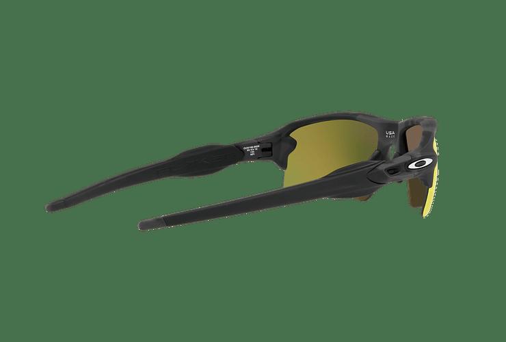 Oakley Flak 2.0 XL Black Camo lente Ruby PRIZM cod. OO9188-8659 - Image 8