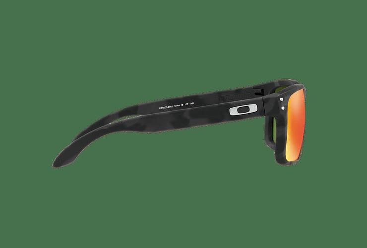 Oakley Holbrook Black Camo lente Ruby PRIZM cod. OO9102-E955 - Image 9