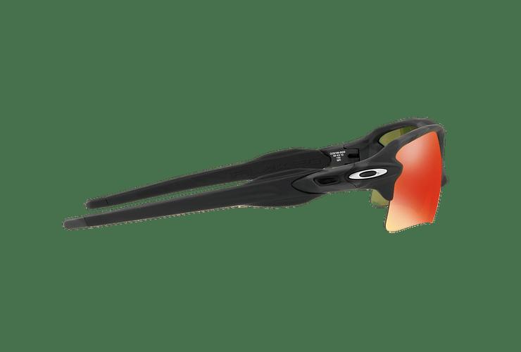 Oakley Flak 2.0 XL Black Camo lente Ruby PRIZM cod. OO9188-8659 - Image 9