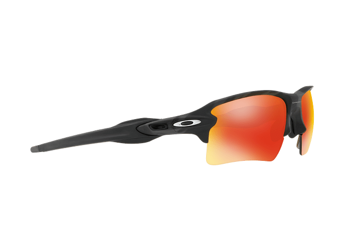 Oakley Flak 2.0 XL Black Camo lente Ruby PRIZM cod. OO9188-8659 - Image 10